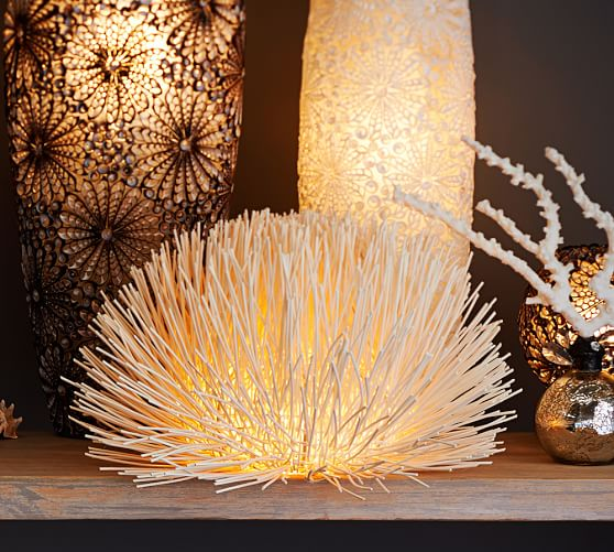 Pottery Barn Ambient Lamp: Kona Ambient Table Lamp