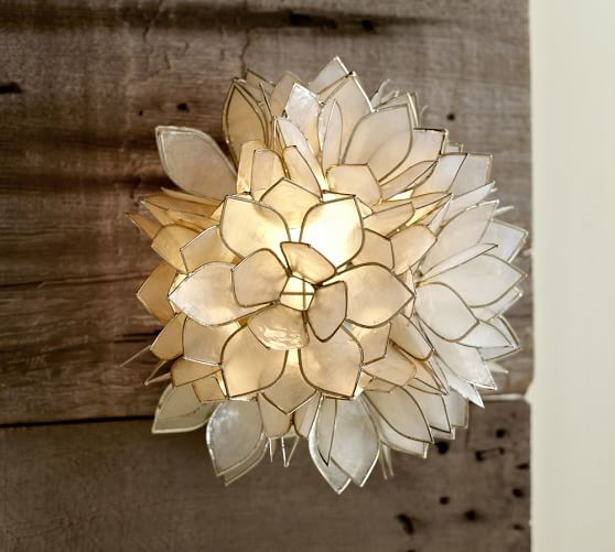 the best 28 images of capiz sconce