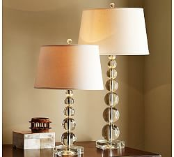 Table Lamps Amp Bedside Lighting Pottery Barn