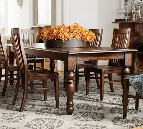 Evelyn Extending Rectangular Dining Table