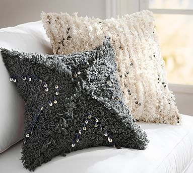 Moroccan Wedding Blanket Pillow Cover Pottery Barn
