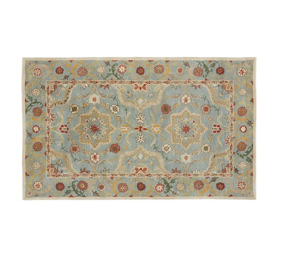 Leslie Persian Style Rug Pottery Barn