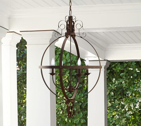 Beautiful Indoor Outdoor Chandelier Images - Decoration Design Ideas ...