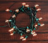 Globe String Lights, 20-Bulb Strand