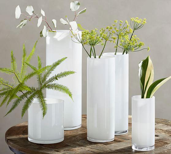 Monroe Vases White Pottery Barn