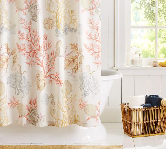Atlantic Shower Curtain
