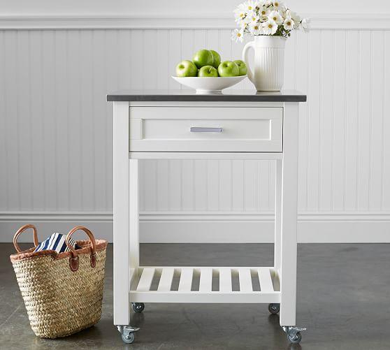 PB Classic Kitchen Storage Cart - Small