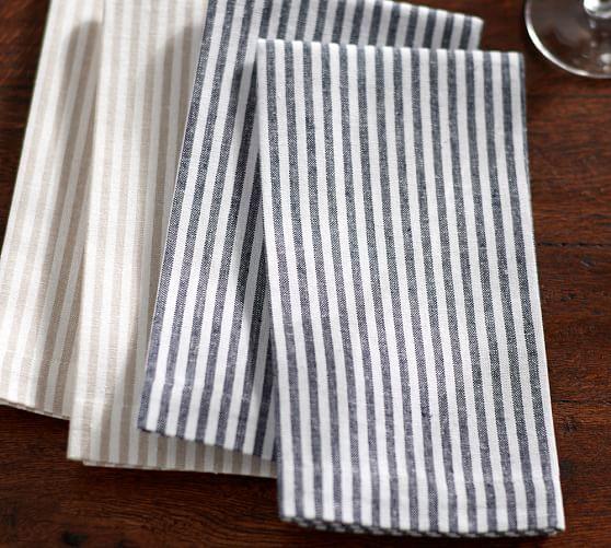 Wheaton Stripe Napkin, Set of 4