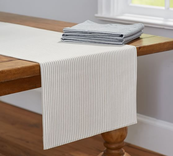 Wheaton Stripe Table Runner