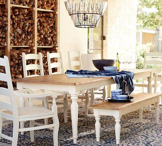 Dining Room Tables Pottery Barn: Pearson Extending Dining Table