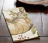 Watercolor Pumpkin Kitchen Towel