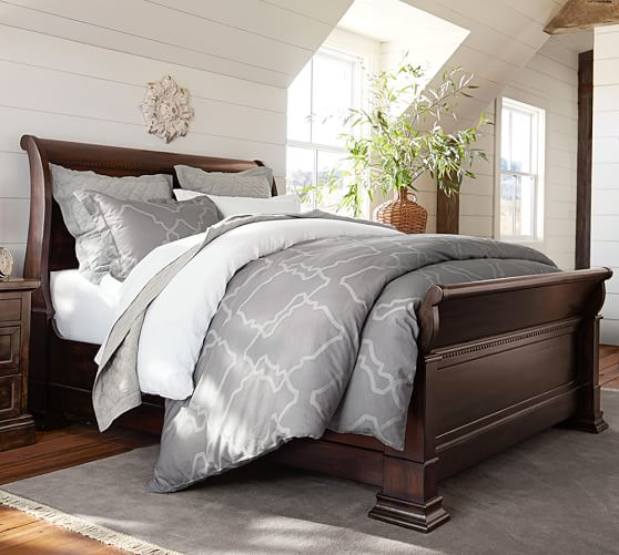 Banks Bed Pottery Barn