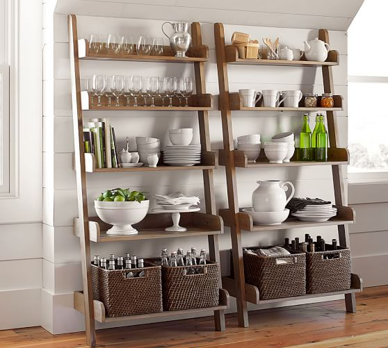 Studio Wall Shelf Pottery Barn