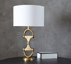 Table Lamps Amp Bedside Lighting Pottery Barn