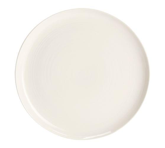 Joshua Buffet Plate, Set Of 4 - Ivory