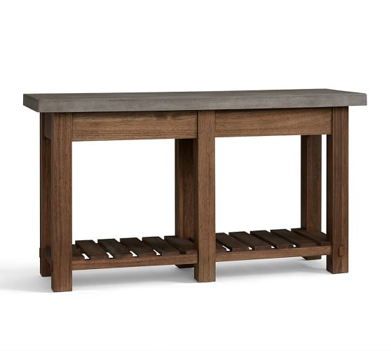 Why Adding A Rug Under Dining Table Sets Is A Must: Abbott Console Table