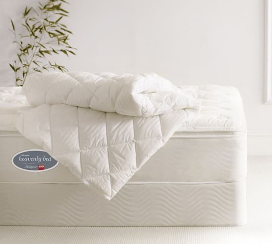 Lorraine Wood Bed and Mattress