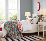 Pottery Barn Whitley Wholecloth Quilt - Full/Queen