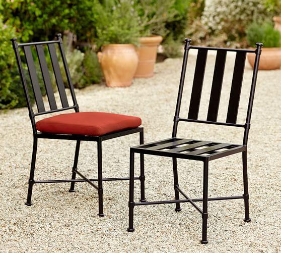 Redding Metal Dining Chair