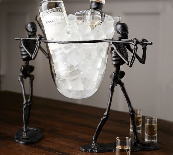 Walking Dead Serve Bowl Stand
