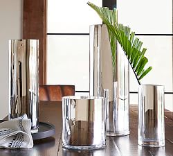 Decorative Vases Amp Faux Flowers Pottery Barn