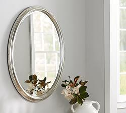 Wall Mirrors Amp Decorative Mirrors Pottery Barn