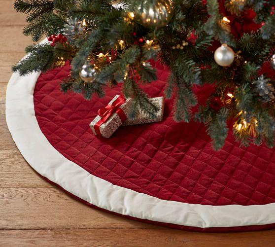 White Christmas Stockings Personalized