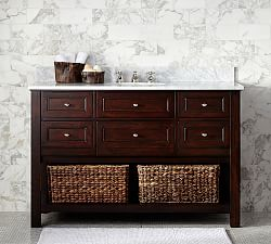 Bathroom Vanities Amp Sink Consoles Pottery Barn
