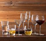 Salerno Glassware, Water Goblet, Set of 6