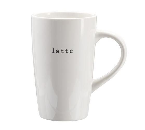 Sentiment Mug - Latte