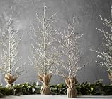 Champagne Glitter Tree, Small