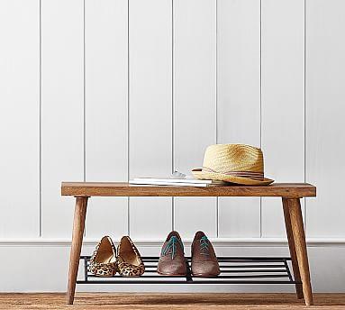 Lucy shoe rack m