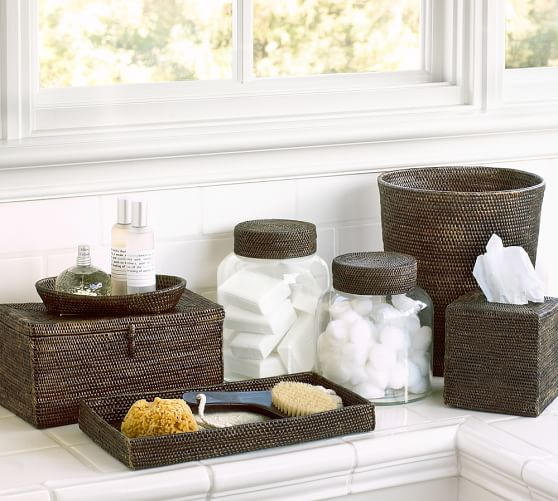tava bath accessories pottery barn