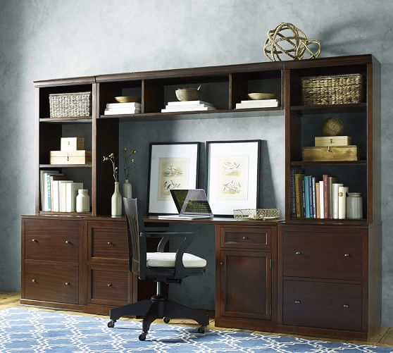 logan office suite pottery barn