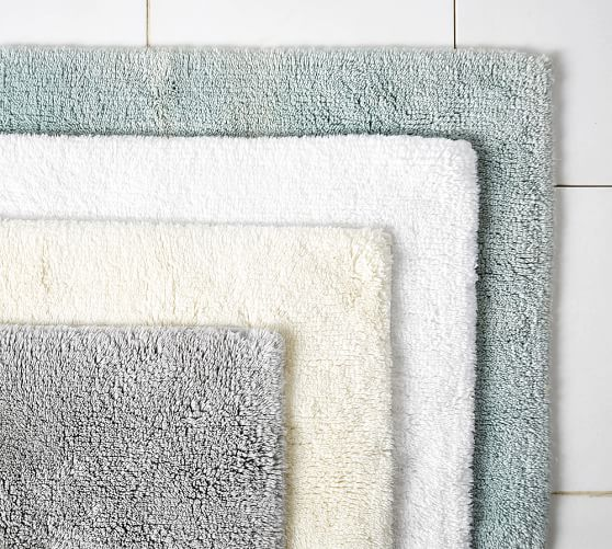 PB Essential Bath Rug, 20x30