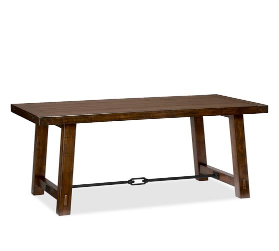 Benchwright Dining Table, 74 x 38