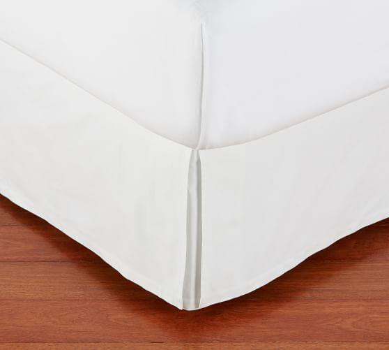 PB Basic Pleated Bed Skirt, 14