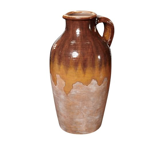 Sicily Terra Cotta, Tall Chocolate Pitcher