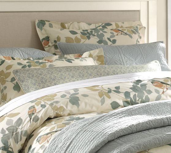 Lyla Spade Lumbar Pillow Cover, 14 x 36