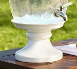 Rhodes Ceramic Drink Dispenser Stand