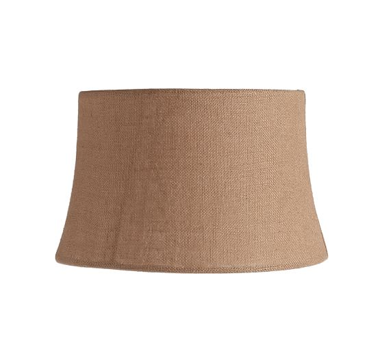 home search results burlap tapered drum lamp shade small natural. Black Bedroom Furniture Sets. Home Design Ideas