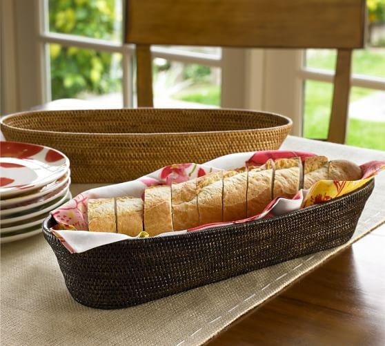 Tava Bread Tray, Espresso stain