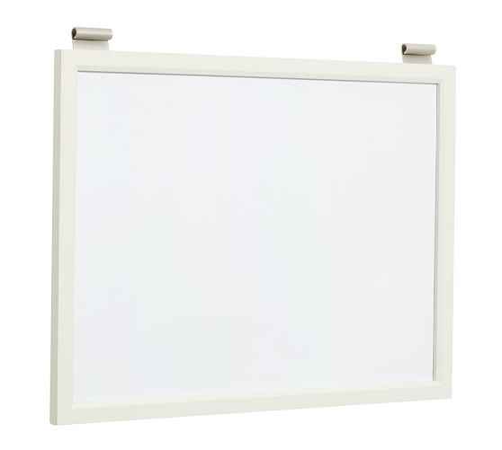 Daily System Magnetic Whiteboard, White