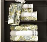 Juliana Floral Organic Cotton Washcloth