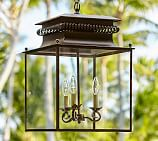 Bolton Oversized Lantern, Bronze finish