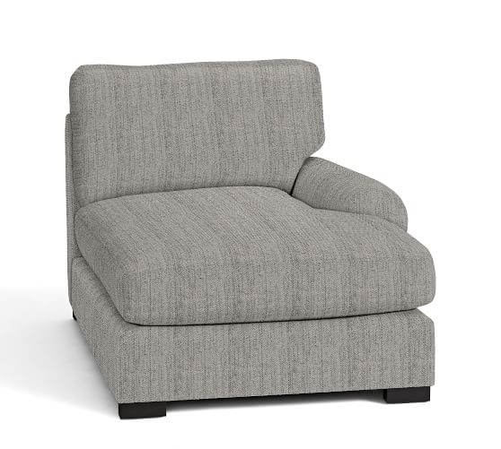 Build your own turner roll arm upholstered sectional for Albany sahara sectional sofa chaise