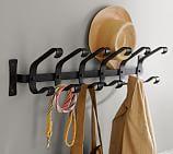 Blacksmith Row of Hooks