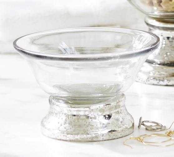 Mercury Glass Catchall