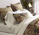 Corey Palampore Comforter, Twin, Gray