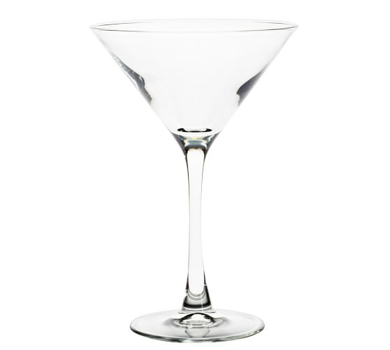 PB Classic Martini Glass, Set of 6